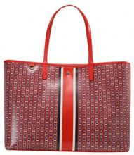Tory Burch GEMINI LINK TOTE Shopping bag exotic red