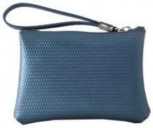 Borsa Shopping Gum  Clutch pearl blue