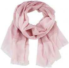 PIECES Pckean Long Scarf, Foulard Donna, Rosa Cameo Pink, Taglia Unica