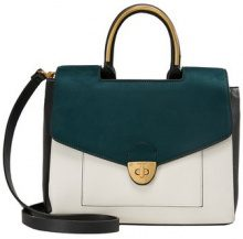 PARFOIS COBRA Shopping bag green