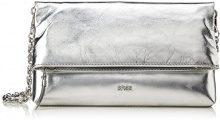 Bree 270014, Sacchetto Donna, Argento (Argento (Silver 550)), 14x3x25 cm (B x H x T)