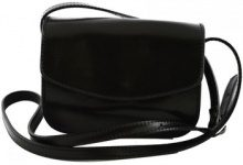 Borsa a spalla Dream Leather Bags Made In Italy  Mini Borsa Donna Tracolla In Vera Pelle 3 Scomparti Colore Nero