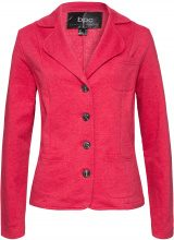 Blazer in felpa (Rosso) - bpc bonprix collection