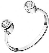 Canyon Anelli Donna argento 925 Zirconia cubica