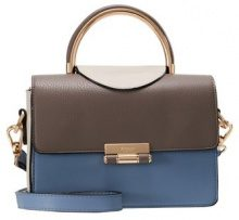 Dune London DAANDY Borsa a tracolla blue