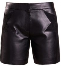 KARL LAGERFELD Pantaloni di pelle black