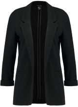 New Look CROSS TEXTURED PONTE  Blazer black