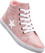 Sneaker alta Brütting (rosa) - Brütting