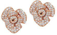 Fei Liu Fine Jewellery Orecchini a perno Donna argento - PEO-925P-203-CZ00