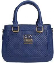 Borsette Twin Set  VS7722 Borsa A Mano Donna MID BLUE