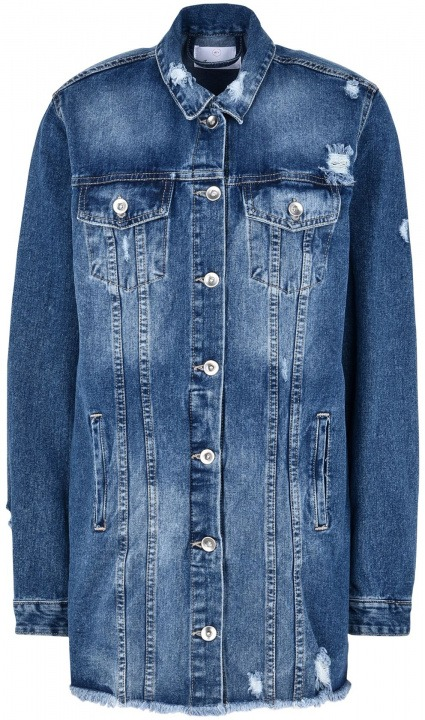 jeans J Bantoa Capispalla LOVE GEORGE JEANS Iaw1pnxq