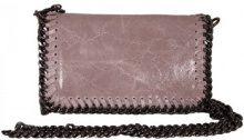 Borsa a spalla Dream Leather Bags Made In Italy  Borsa Donna A Tracolla In Vera Pelle Colore Rosa - Pelletteria T