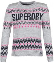Maglione Superdry  SUPERDRY CHEVRON KNIT