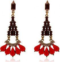 Orecchini Fashionvictime  Orecchini Etnico Donna  - Gioiello Metallo - Cristallo