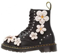 Dr. Martens PASCAL 8 EYE BOOT Stivaletti stringati black