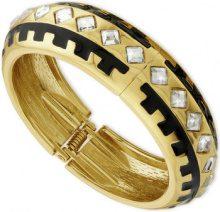 Bracciale Fashionvictime  Bracciale Donna  - Gioiello Metallo Oro - Cristallo