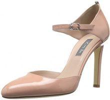 SJP by Sarah Jessica Parker Campbell, Scarpe con Cinturino Alla Caviglia Donna, Rosa (Bare Patent), 41 EU