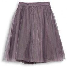 ESPRIT Collection 107eo1d007, Gonna Donna, Viola (Dark Mauve 540), 40