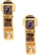 Bijoux pour tous Donna    ottone Ronde    Ossido di zirconio