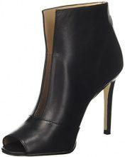 Guess Footwear Dress Shootie, Scarpe col Tacco Punta Aperta Donna, Nero, 35 EU