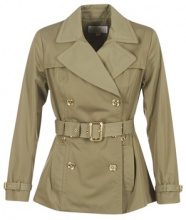 Trench MICHAEL Michael Kors  SHORT PLEATED TRENCH