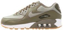 Nike Sportswear AIR MAX 90 Sneakers basse med olive/dark stucco/sequoia/light brown