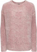 Pullover in ciniglia (rosa) - BODYFLIRT