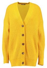 Gina Tricot CARRIE CARDIGAN Cardigan golden rod