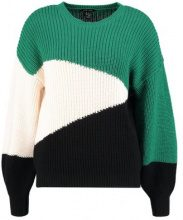 New Look COLOURBLOCK  Maglione green
