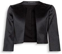 ESPRIT Collection 117eo1g016, Giacca Donna, Nero (Black 001), 38