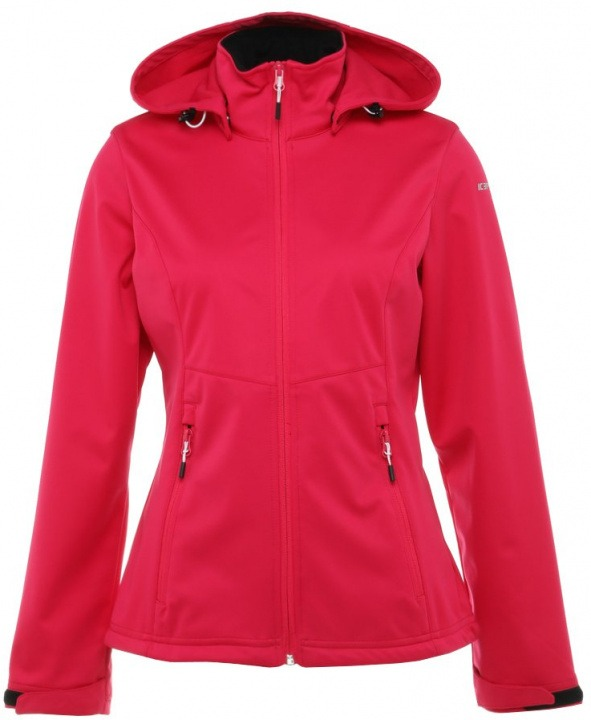 Cranberry Softshell Icepeak Bantoa Pessy Giacca cP0an0WH4