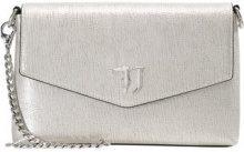 Trussardi Jeans RED CARPET LINED Pochette silver