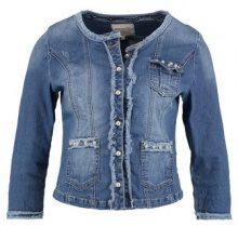 Cream CARA PEARL JACKET Giacca di jeans clear blue denim