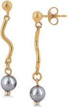 Orecchini Fashionvictime  Orecchini Donna  - Gioiello Placcato Oro - Perla