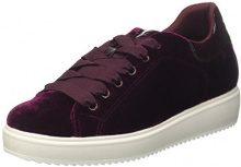 Igi&Co DHN 8770, Sneaker a Collo Basso Donna, Rosso (Bordo'), 41 EU