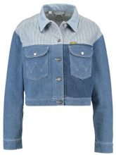 Wrangler by Peter Max RETRO Giacca di jeans faded contrast