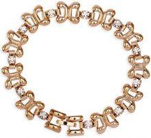 Bracciale Fashionvictime  Bracciale Donna  - Gioiello Placcato Oro - Zirconia