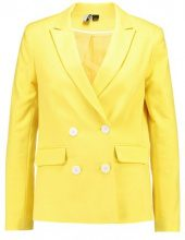 Topshop SUIT  Giacca yellow