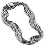 Breil Collana per donna senza ciondolo in acciaio inox 45cm–TJ1225