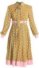 Sister Jane PUSHING DAISIES MIDI DRESS Vestito yellow