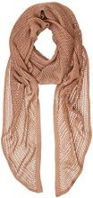 PIECES Pcjullu Long Scarf, Sciarpa Donna, Marrone (Ginger Snap), Taglia Unica