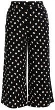 Anna Field Pantaloni black/ beige