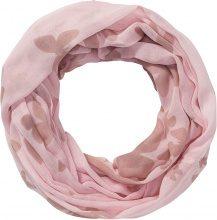 Sciarpina ad anello con farfalle (rosa) - bpc bonprix collection