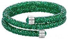 Braccialetto da Donna Cristallo Swarovski–52924, base metal, colore: verde, cod. 5292450