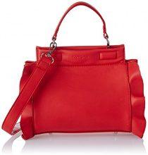 Morgan 181-2savol.a - Borse a mano Donna, Rosso (Rouge), 9x20x25 cm (W x H L)