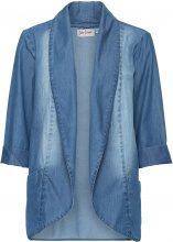 Giacca camicia con manica a 3/4 (Blu) - John Baner JEANSWEAR