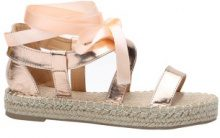 Sandali glossy