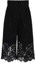 Benetton CULOTTE TROUSERS Shorts black