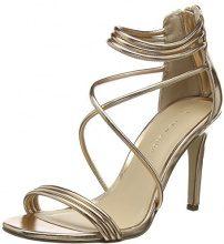New Look Signal, Scarpe con Cinturino Alla Caviglia Donna, Gold (Rose Gold 94), 37 EU