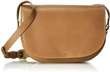 Royal RepubliQ Raf Curve Handbag, Donna Borse a spalla, Beige (Natural) 7x17.5x25.5 cm (B x H x T)